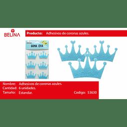 Adhesivos Corona Celeste