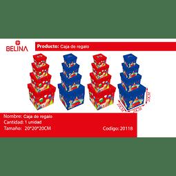 Caja Plegable Serie Pastel de Cumpleaños 20 * 20 * 20CM