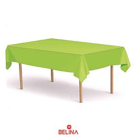 Mantel plastico verde