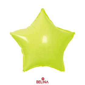Globo Estrella Verde