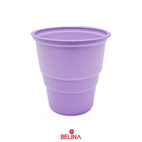 Vaso plastico 300cc lila