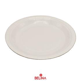 Platos Blancos 10un 18.5cm