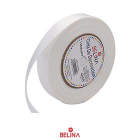 Cinta de regalo blanco rollo 1.8cmx50y