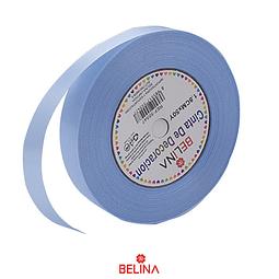 Cinta De Regalo Celeste Rollo 1.8cmx50y