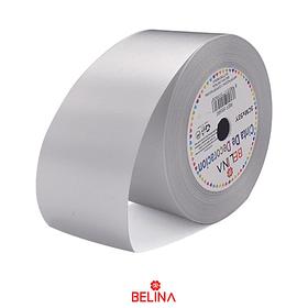 Cinta de regalo gris 5cmx50y