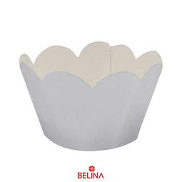 Adornos Para Cupcake Plata 6pcs 21.5x5x5.5cm