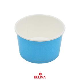 Recipiente De Carton Azul 6 Piezas 8.5 X 5 X 7cm