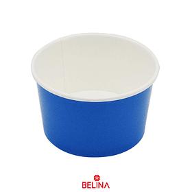 Recipiente De Carton Azul Oscuro 6pcs 8.5 X 5 X 7cm