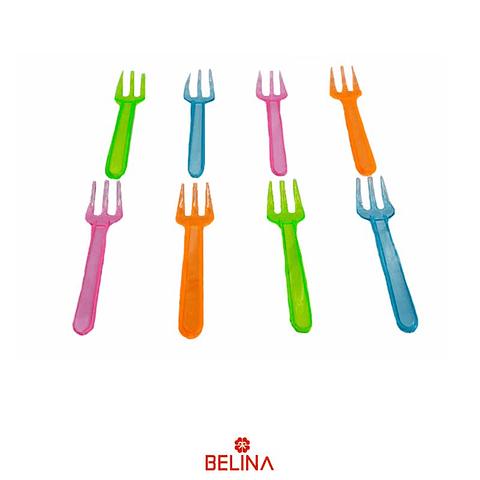 Mini tenedores 24pcs