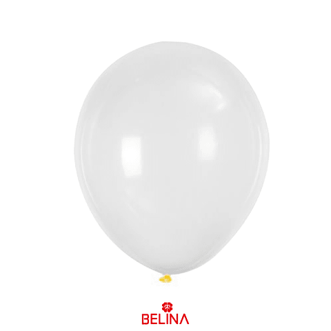 Globo de latex transparente 30cm