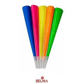 Silbatos De Colores 6pcs