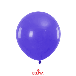 Globos De Latex 25pcs 30cm Azul