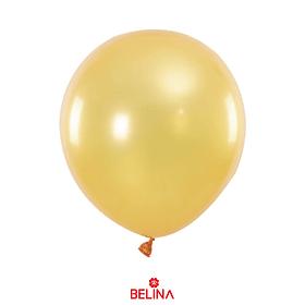 Globos de látex 25pcs 30cm dorado