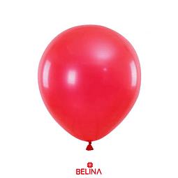 Globos De Latex 25pcs 30cm Rojo
