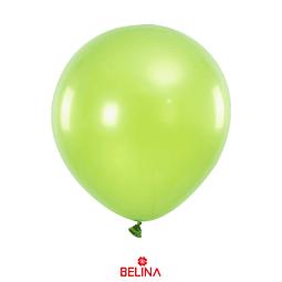 Globos De Látex 50pcs 23cm Verde Fruta