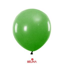 Globos De Látex 50 Pcs 23cm Verde
