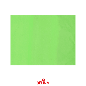 Papel Seda Verde Fluor 5pcs 50x66cm