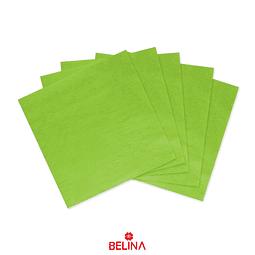 Servilletas verde