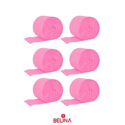 Feston fino rosa 6pcs 2.5cmx10m