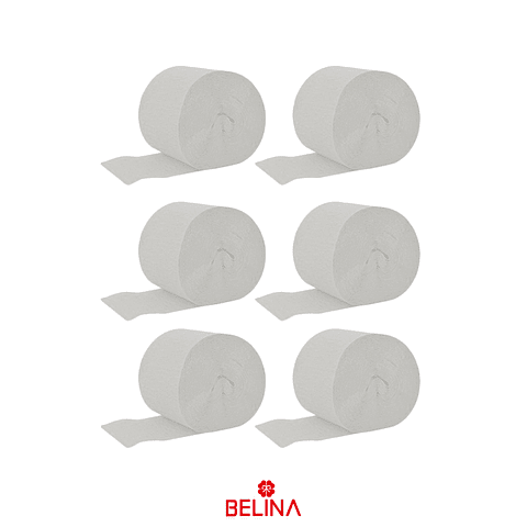 Feston Blanco 6pcs 3.5x10m