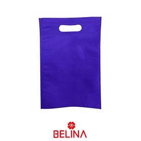 Bolsa Ecológica Azul 30x40cm