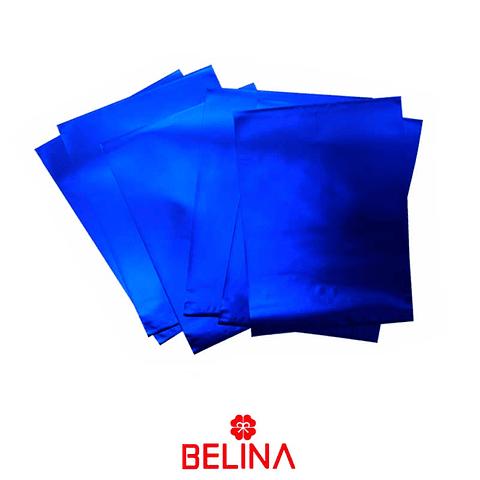 Envoltorio para regalo azul 28x35.5cm