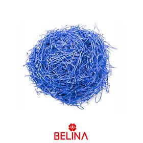 Relleno De Papel Azul 20g