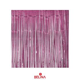 Cortinas metalicas 3m rosa