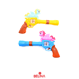 Pistola De Unicornio 1pc