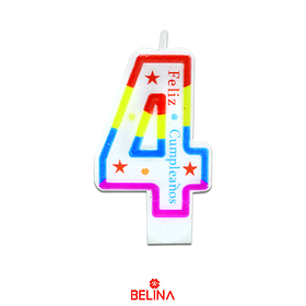Velas tricolor #4