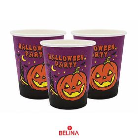 Vasos De Halloween Party 6un