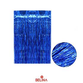 Cortina Para Mesa Azul 30x50cm 3pcs