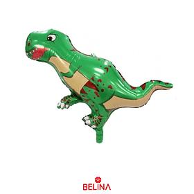 Globo Metalico Tyrannosaurus Rex 100x60cm