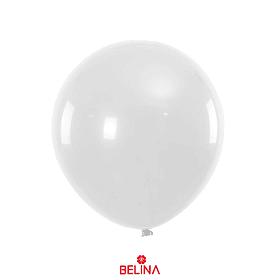 Globo De Latex 6pcs 30cm Blanco
