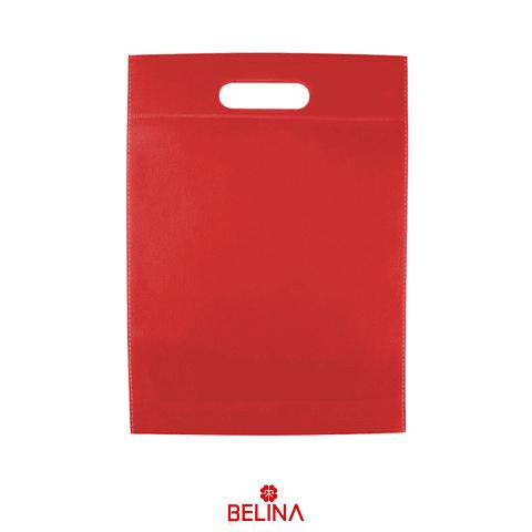 Bolsa Ecológica Rojo 20x30cm