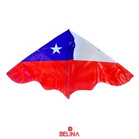 Cometa De Bandera Chilena