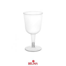 Copa Plástica Transparente 6pcs 175ml