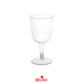 Copas Plásticas Transparentes 6pcs 175ml