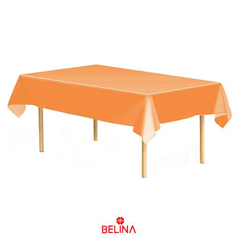 Mantel Plastico Naranja