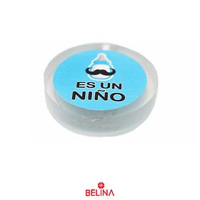 """Figura Led """"Es Un Niño"""" 1pcs"""