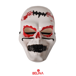 Máscara Halloween 28x18x10cm