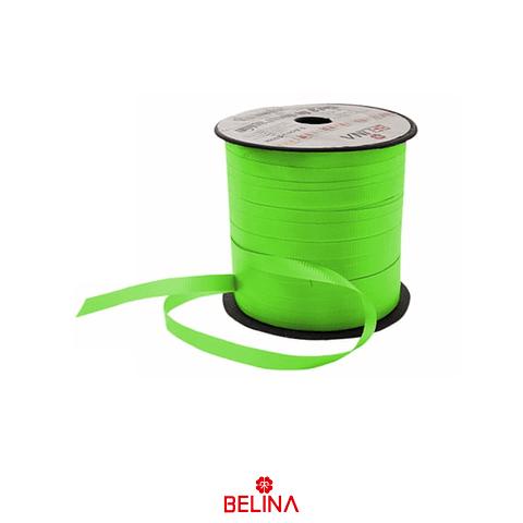 Rollo De Cinta Corrugada Verde
