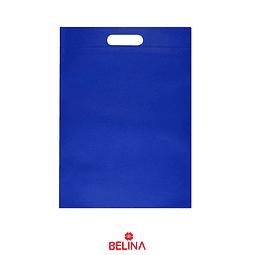 Bolsa Ecológica Azul 25x35cm