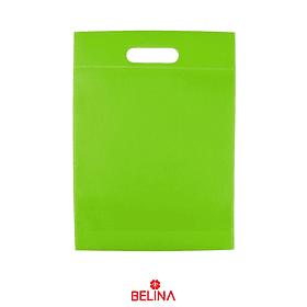 Bolsa Ecológica Verde 25x35cm