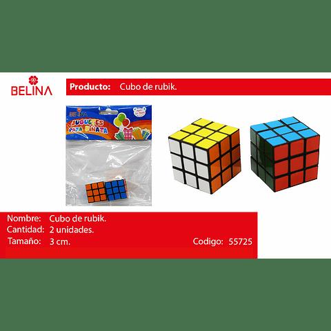 Sorpresa cubo de rubik 2pcs