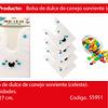 Bolsas De Dulce Conejo 16x27cm 12pcs