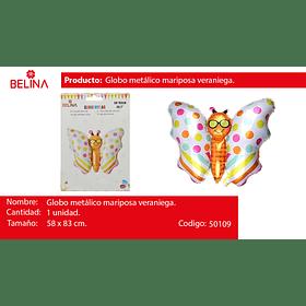 Globo mariposa 32.7