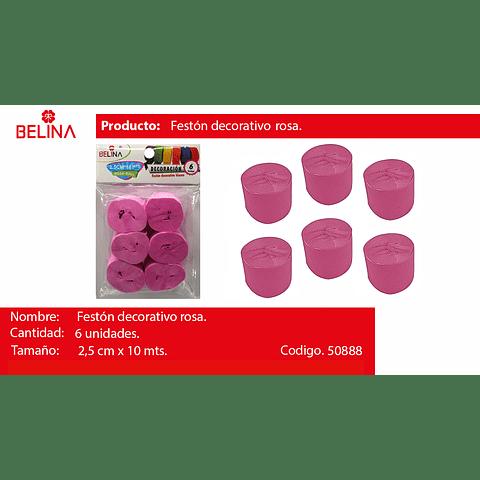 Feston fino rosa