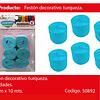 Feston Fino Celeste 6pcs 2.5cmx10m