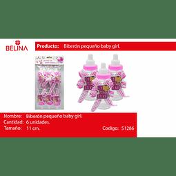 Biberon baby rosa